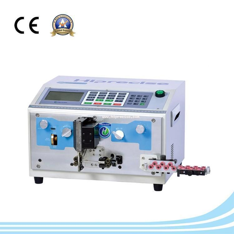 DCS-210 Thin wire stripping and cutting machine