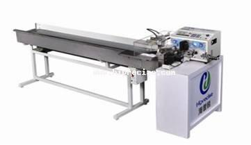 Big cable delivery device-belt rolling machine